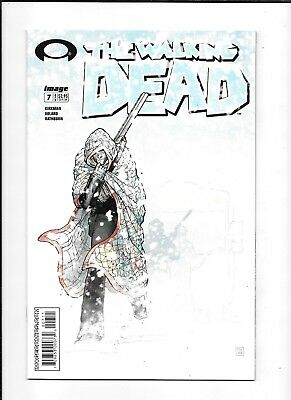 The Walking Dead #7 ==> Nm+1St Appearance Of Tyreese Image Comics 2004