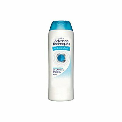 Avon Advanced Techniques Anti Dandruff 2 in 1 Shampoo-conditioner - 200ml