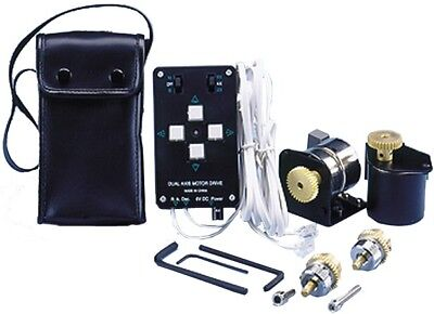 SkyWatcher Dual-Axis Motor Drive For EQ-5 Mount With Handset 20463, ( UK Stock )