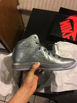 b4904630f28427 Nike Air Jordan XXXI 31 Premium Battle Grey Dark Wolf New Size 10.5 914293- 013