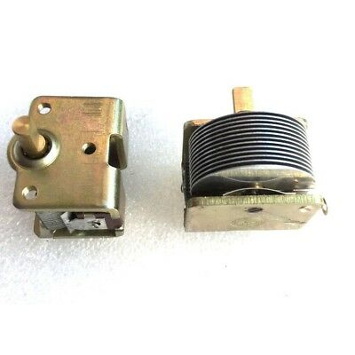 single joint air dielectric variable capacitor 12PF to 365pf And hats