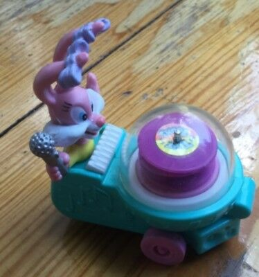 Tiny Toons toy car mini 1992 bugs bunny Warner Brothers