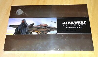 STAR WARS Lithograph Artworks Box by Doug Chiang - Episode 1 - Sealed / Neu