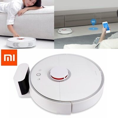 Xiaomi Mi Roborock S50 Robot Vacuum Cleaner 2nd Generation EU Version HOT