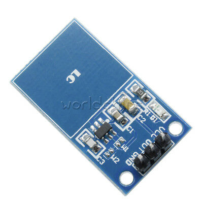 1 Channel Capacitive TTP223 Touch Switch Digital Touch Sensor Module for Arduino
