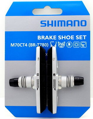 Shimano Deore XT BR-T780 M70CT4 Cartridge Brake Shoe Set