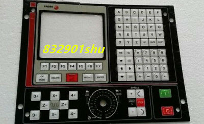 For FAGOR 8025T Membrane Keypad Operate Keyboard Keysheet #Shu62