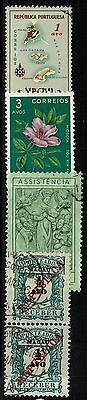 Macao 5 Used Stamps -  Lot 052817