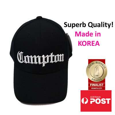 Compton Adjustable Cap MADE IN KOREA