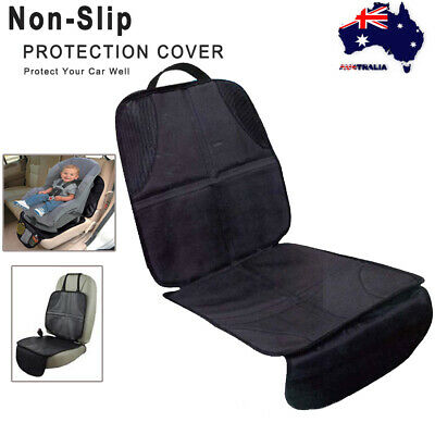 4x Baby Kids Children Car Seat Protector Easy Clean Safety Non-Slip Mat Cover AU