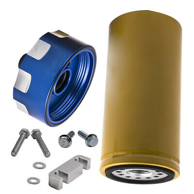 Fuel Filter Kit Adapter for GM Duramax GMC 6.6L 2001-2016 For GMC Sierra 2500 HD