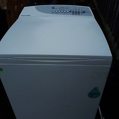 Fisher & Paykel GW712 Washing Machine - In used condition