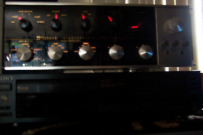 McINTOSH C20 PREAMP 1963 ***MINT CONDITION*** SOUNDS ETHEREAL SUPER CLEAN