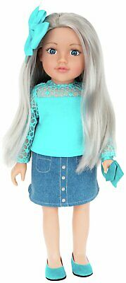Chad Valley Designafriend Gracie Doll - 18inch/45cm