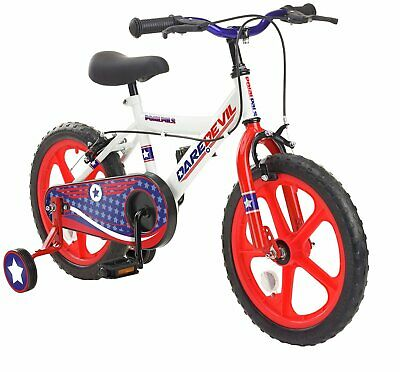 Pedal Pals 16 Inch Kids Bike - Daredevil