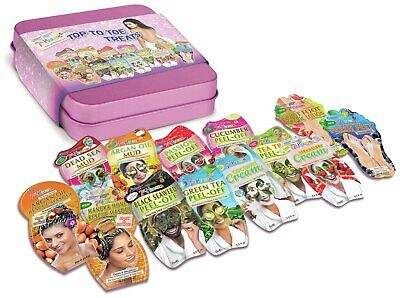 7th Heaven Top to Toe Face Mask Gift Set
