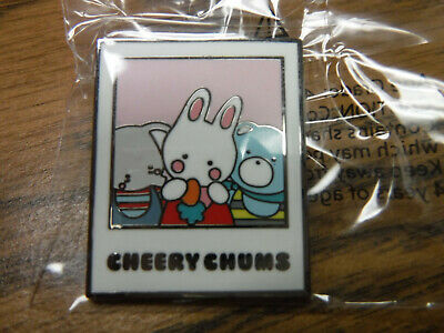 Sanrio Friend of the Month Pin KUROMI With Story Card Collectible Oct 2016