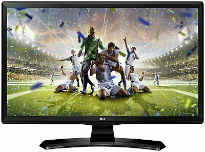LG 22TK410V 22 Inch Full HD 1080p LCD TV - Black