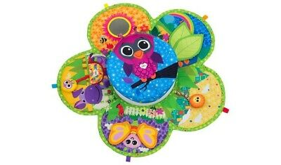 Lamaze Spin & Explore Garden Gym Olivia the Owl.