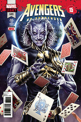 Avengers #689 Marvel Legacy - 1St Print - Bagged & Boarded. Free Uk P+P