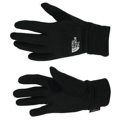 The North Face Powerstretch Gloves TNF Black XS