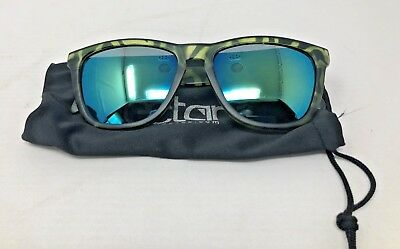 acbaadc14fd11 NECTAR POLARIZED SUNGLASSES  Bungalow - Green Tortoise - New ...