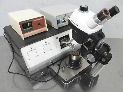 C151137 West-Bond 7400A Ultrasonic 45° Feed Wedge Wire Bonder (refurbished)