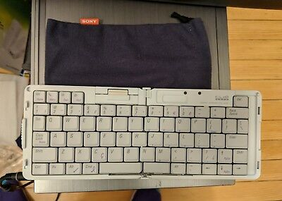 Sony CLIE PEGA-KB100 keyboard for compatible handheld devices NX70 NR70 NX80 etc