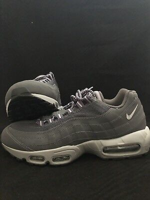 NIKE AIR MAX 95 Prm Tape Black White Wolf Grey Camo 11