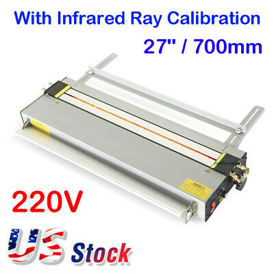 27'' Acrylic Plastic PC Bending Machine Heater-Upgraded Infrared Ray Calibration