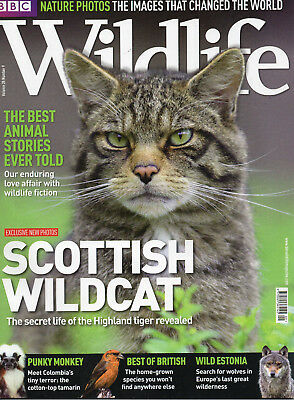 BBC Wildlife Magazine - September 2010 issue