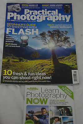 Practical Photography Magazine August 2014 + DISC