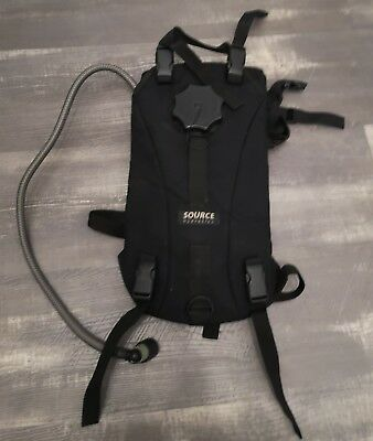 Source Tactical 3L black, Trinkrucksack, Camelbak, KSK, SEK, MEK