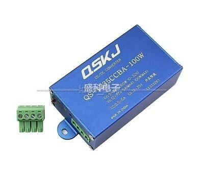 100W DC-DC Boost Power Converter LED Driver Constant Current Voltage 12V 24V CAR