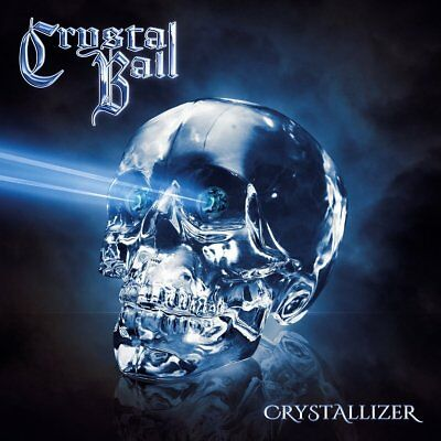 Crystal Ball - Crystallizer (Limited Digipak)   Cd New+
