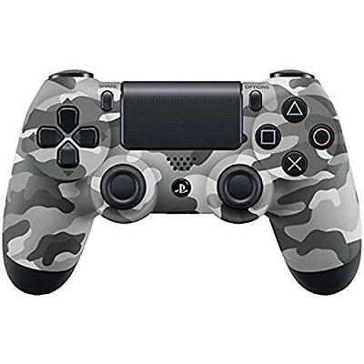 Dualshock 4 Wireless Controller For PlayStation 4 Urban Camouflage PS4 Very Good