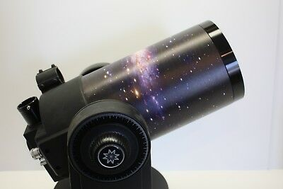 Flexible Dew Shield Tube Protector for Meade ETX-125 Telescopes - Hard to Find!