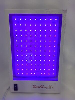 Caribbean Sun Box Model CSB-BL Blue Light Home Therapy SAD Acne Light Box