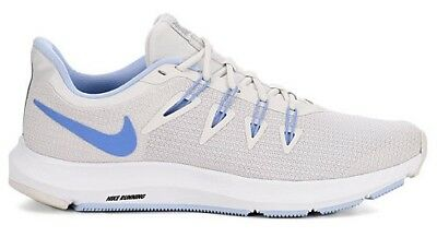 332dad4af Nike Quest Womens Running Shoes Sneakers Nib Pink Black White Gray(Grey)  Navy