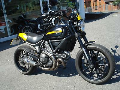 Ducati Scrambler Full Throttle,