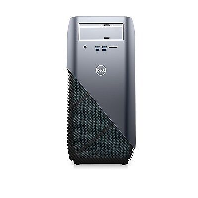 Dell New Inspiron Gaming PC Desktop AMD Ryzen 5 8GB RAM 1TB HDD AMD RX 570 4GB