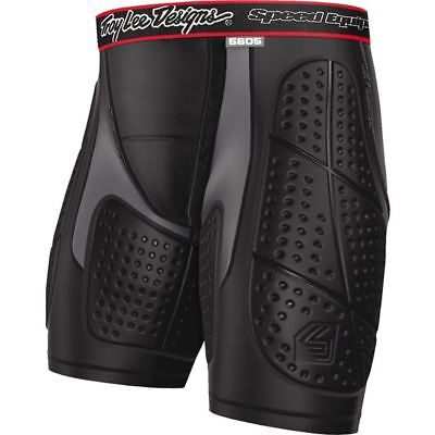 Black Sz L Troy Lee Designs 5605 Youth Protection Shorts