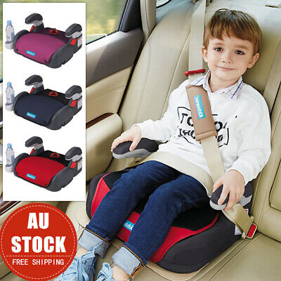 Sturdy Baby Kid Children Toddler Car Booster Seat Pad For 3-12Years Non-slip Mat