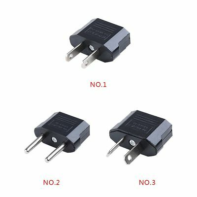 4PCS US Conversion Plug AC Power Travel Plug Adapter Socket