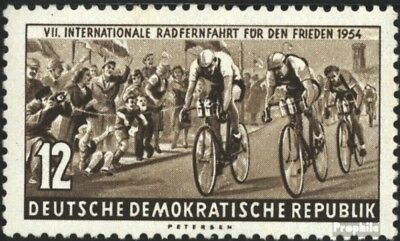 DDR 426 unmounted mint / never hinged 1954 International Radfernfahrt for the
