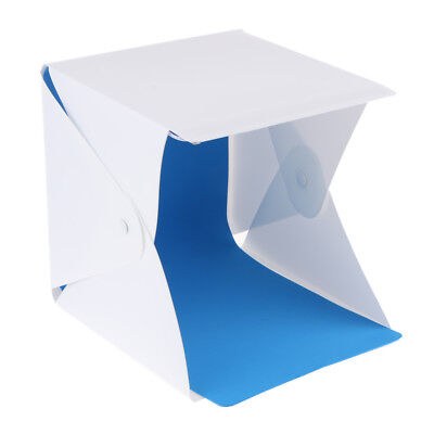Mini Light-Room Photo Studio Backdrop Cube Box Photography Lighting Tent Kit