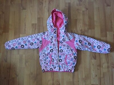 Columbia Sportswear Youth Girl Jacket Size 6 / 6X Reversable