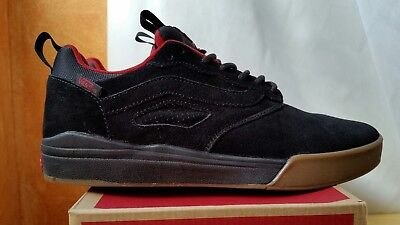 47cca61cd6a7c7 Vans Skate Shoes Ultrarange Pro x Spitfire Size 9.5US Cardiel Black