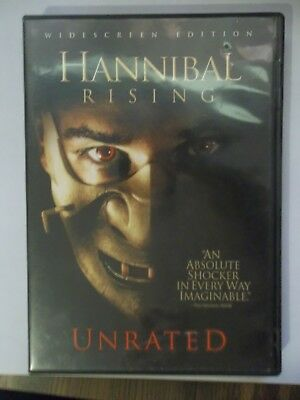 Dvd Hannibal Rising Widescreen Version Unrated