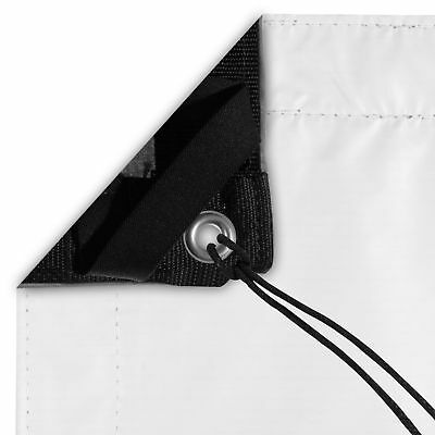 8' x 8' ULTRABOUNCE® (B/W BOUNCE) WITH BAG FROM MODERN STUDIO EQUIPMENT TEXTILES